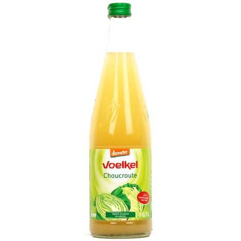 Voelkel GmbH - Organic Sauerkraut Juice