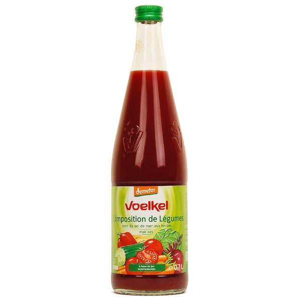 Organic Vegetables Juice
