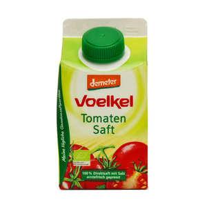 Voelkel GmbH - Organic Tomato Juice