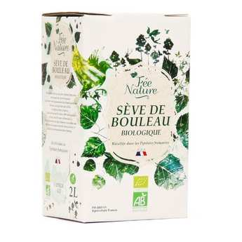 Fée Nature - 2L Bag in Box Birch Sap
