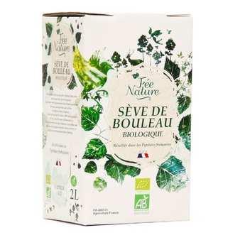 Fée Nature - Sève de bouleau bio en bag-in-box 2L