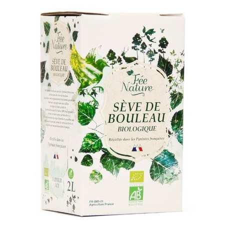 Fée Nature - 2L Bag in Box Birch Sap
