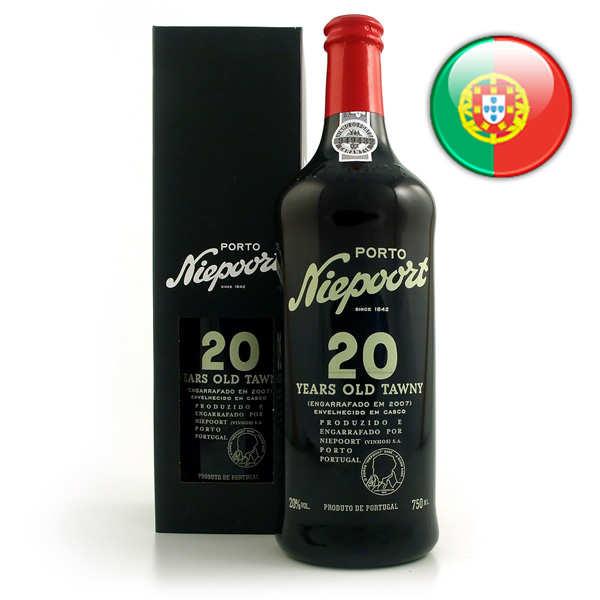 Porto Niepoort - Tawny 20 ans d'âge - 20%