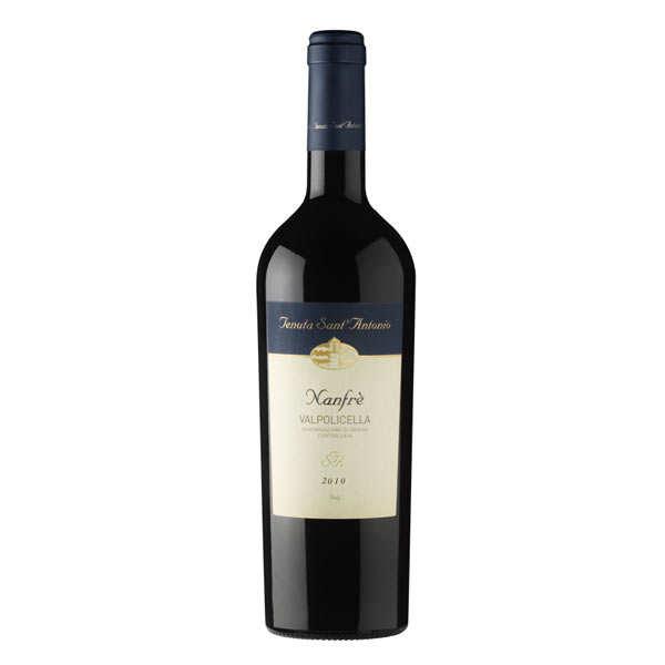 Valpolicella nanfré vin rouge italien - 13,5% - 2014 - bouteille 75cl