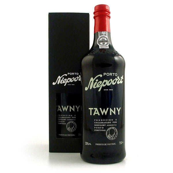 - tawny - 20% - bouteille 75cl et son étui