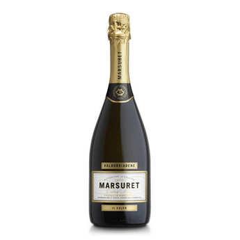 Marsuret - Italian Sparkling Wine Prosecco di Valdobbia Extra dry Il soler - 11,5%