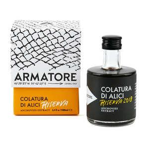 Delfino Battista - Anchovy Italien Sauce Cetara Garum