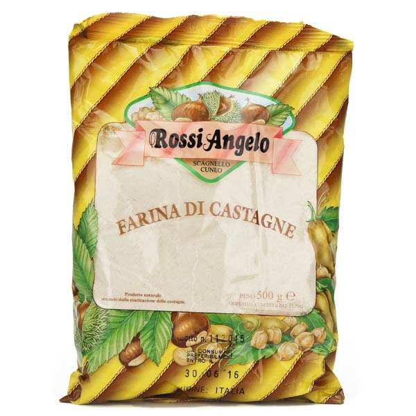 Chestnut Extra Italian flour