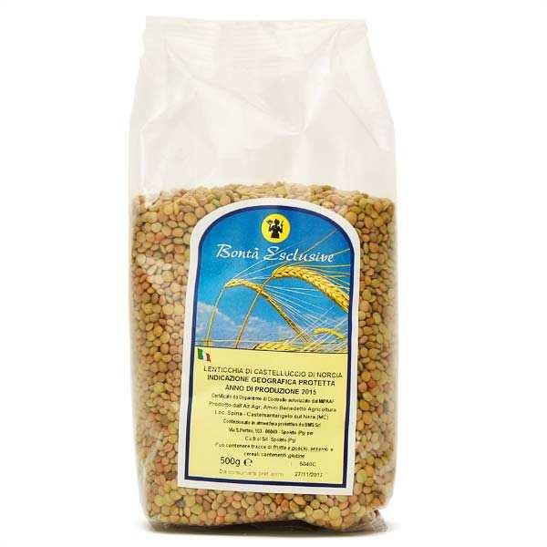 Organic Castellucio lentils IGP