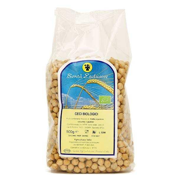 Organic Italian Chikpeas