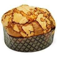 Dalmasso - Hazelnuts and Almonds Panettone