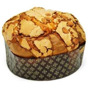 Dalmasso - Hazelnuts and Almonds Panettone