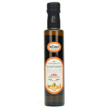 De Carlo - Extra virgin Olive Oil with Fresh Mandarin