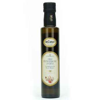 De Carlo - Extra Virgin Olive Oil with Fresh Garlic