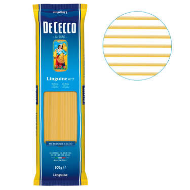 Linguine by De Cecco