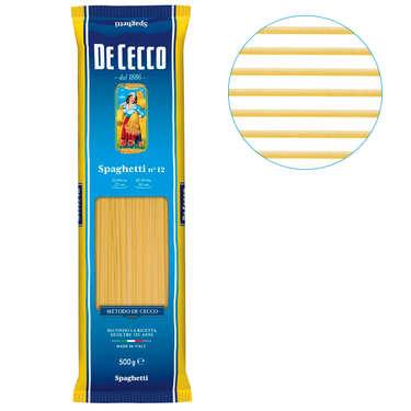 Spaghetti n°12 De Cecco