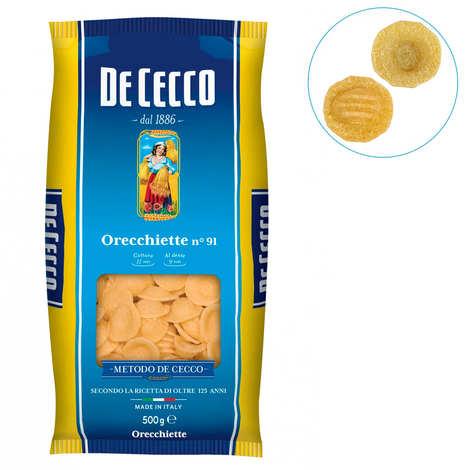 De Cecco - Orecchiette n°91 De Cecco