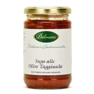 Dalmasso - Sauce tomate aux olives taggiasche