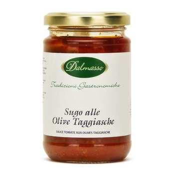 Dalmasso - Sauce tomate aux olives taggiasche