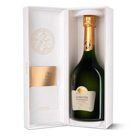 Champagne Taittinger - Comtes de Champagne Taittinger Blanc de Blancs Millésimé 2007
