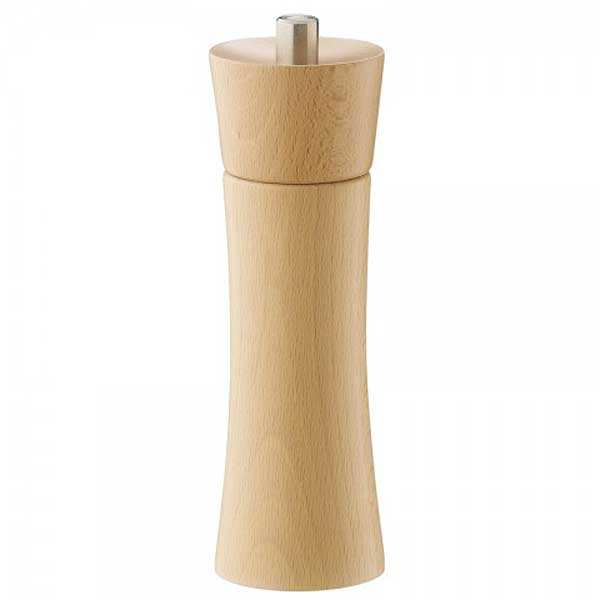 18cm Natural Pepper Mill