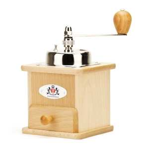 Zassenhaus - Wood and Steel Coffee Grinder