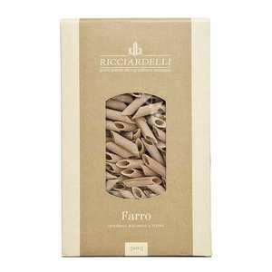 Ricciardelli - Penne Rigate bio à la farine d'épeautre