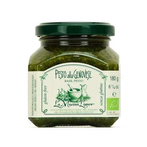 La Macina Ligure - Pesto alla Genovese au basilic bio