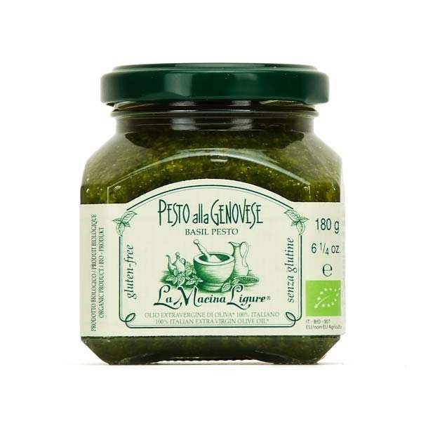 Organic Basil pesto