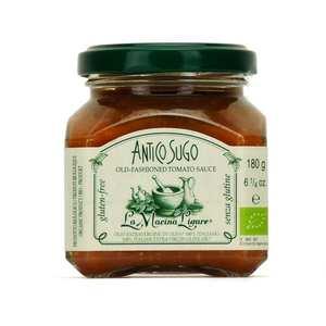 La Macina Ligure - Organic Tomatoes and Pine Nuts Sauce