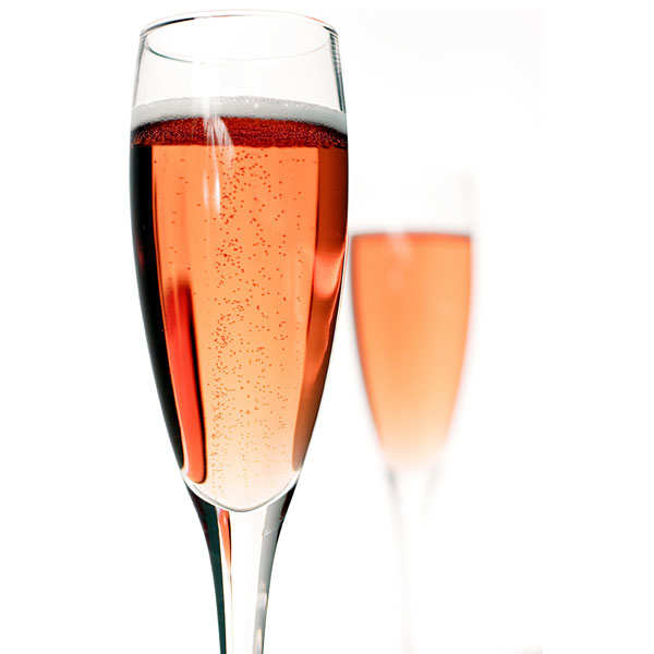 Raoul collet cuv e ros pink champagne champagne collet for What is rose champagne