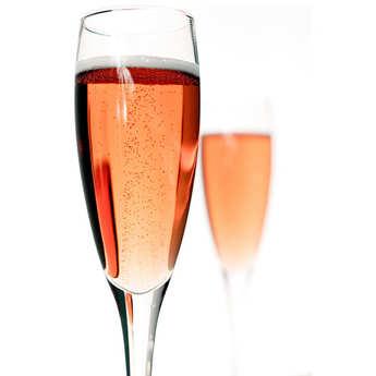 Champagne Collet - Raoul Collet Cuvée Rosé Pink Champagne