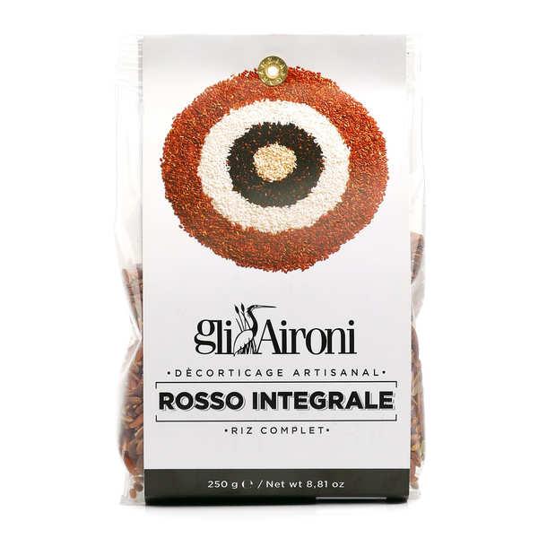 Rosso Selvatico Rice