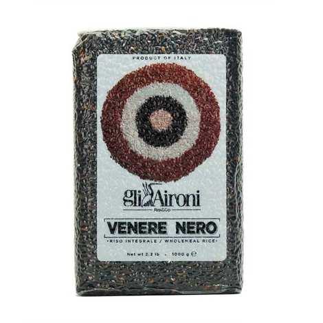 Gli Aironi - Riz noir italien Venere Nero