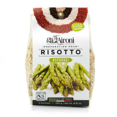 Gli Aironi - Risotto and Asparagus