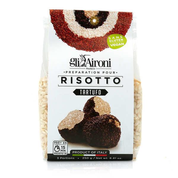 Truffles Risotto