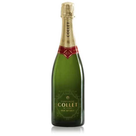 Champagne Collet - Champagne Collet Brut Art Déco Premier Cru