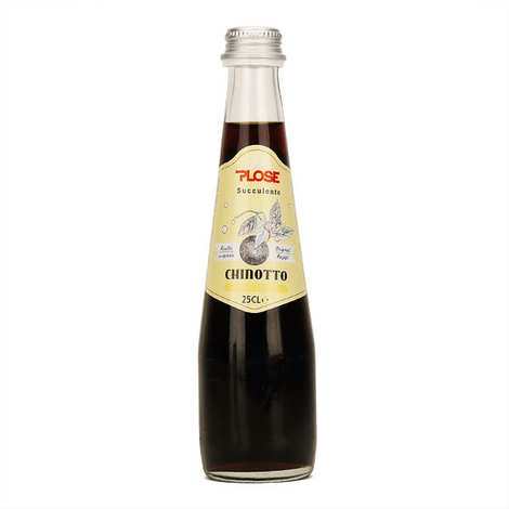 Fonte Plose Spa - Italian Chinotto
