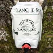 La Blanche Bio - Sève de bouleau fraîche bio des Alpes de Haute Provence