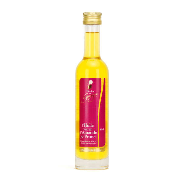 French Amandon Virgin Prune Oil