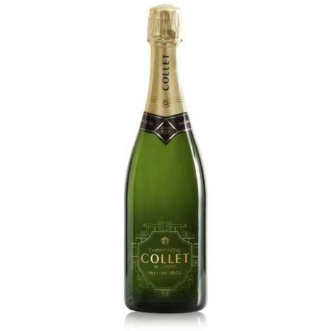Champagne Collet - Champagne Collet Brut Millésimé