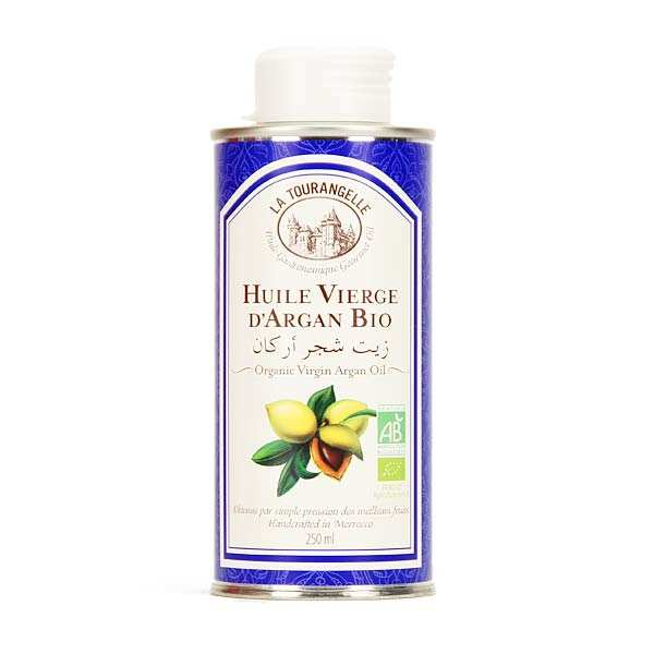 Organic Argan Virgin Oil