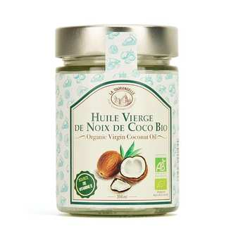 La Tourangelle - Organic Coconut Virgin Oil