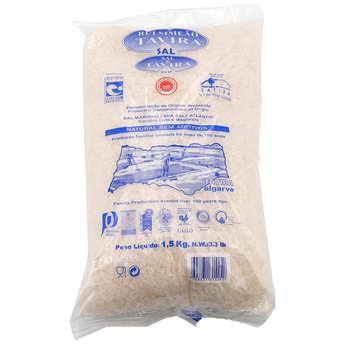 Rui Simeao Tavira - Fleur de sel ultra pure de l'Atlantique (Nature & Progrès)