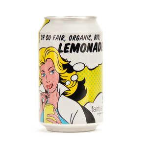 Oxfam Fairtrade - Organic Lemonade