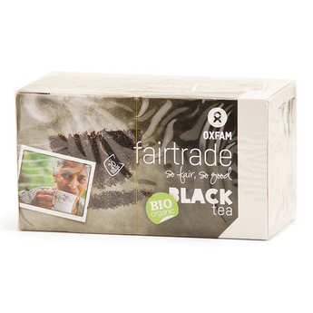 Oxfam Fairtrade - Organic Black Tea from Ceylon