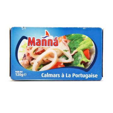 Calamars à la portugaise