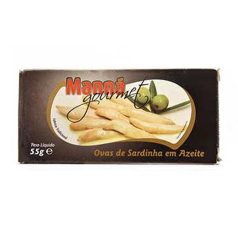 Manna gourmet - Oeufs de sardine