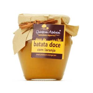 Quinta das Atalaias - Confiture portugaise de patate douce et orange