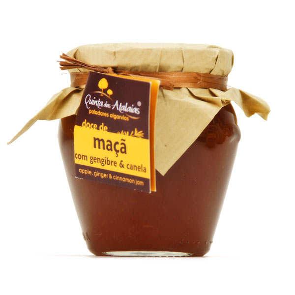 Apple, Cinnamon and Ginger Portuguese Jam